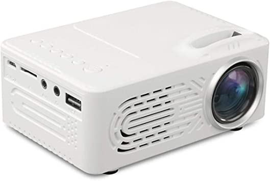 Opinión sobre Dyna-Living Mini videoproyector Full HD 1080P, 7000 lúmenes Portable Projector LED videoproyector (Blanco )