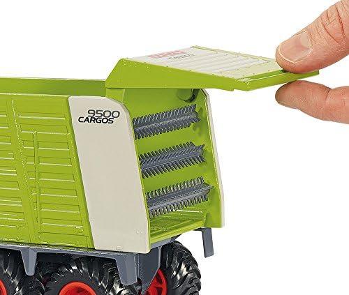 Siku - 2893 - Véhicule Miniature sans Piles - Claas Cargos - Echelle 1:32