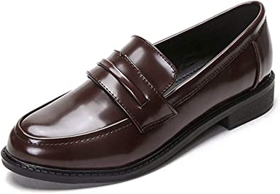 Women's Classic Penny Loafers Comfort