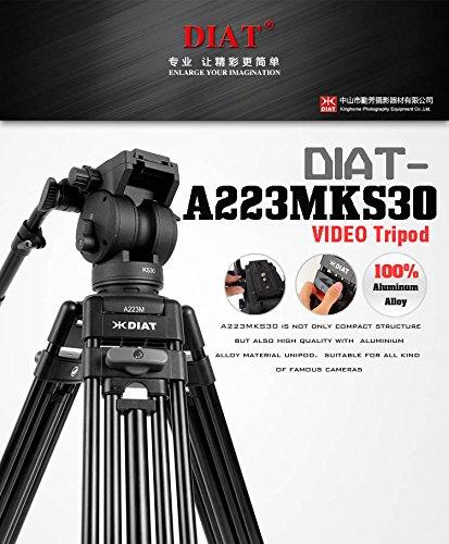 Mejor la venta de Proaim Diat cámara de vídeo soporte de trípode ...