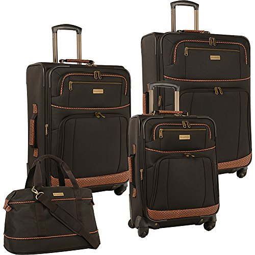 Tommy Bahama 4 Piece Spinner Luggage Set