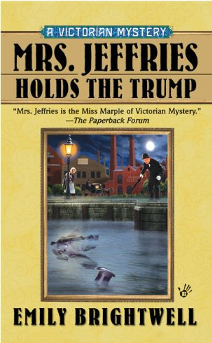 Jeffries Holds Trump Victorian Mystery product image