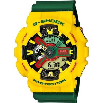Casio G-Shock GA-110RF-9AER G Shock Watch Armbanduhr Uhr