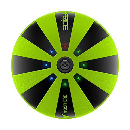 Amazon.com: HYPERSPHERE By Hyperice - 3 Speed Localized Vibration Therapy  Ball - Ideal For Sore Muscle Release - Deep Tissue Massage - Relieve Muscle  Pain ...