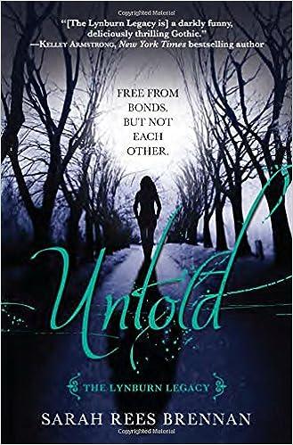 Untold (The Lynburn Legacy): Amazon.es: Sarah Rees Brennan ...