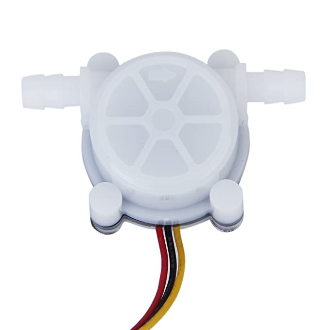 Contador Interruptor Sensor Caudalímetro Medidor De Flujo Agua Café Dispensador: Amazon.es: Electrónica