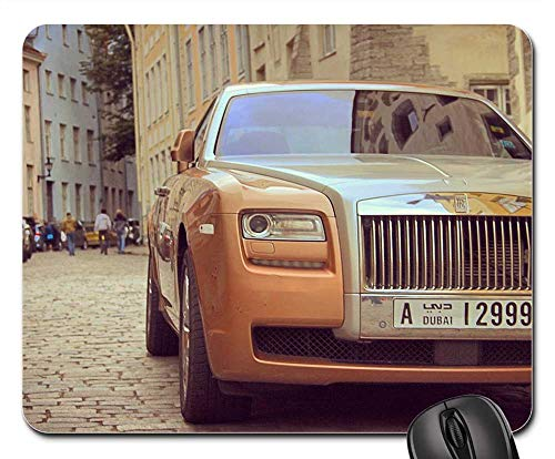 - Mouse Pads - Estonia Sports Car Tallinn Street Park Date City