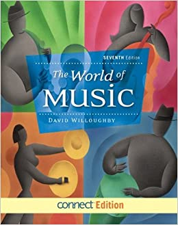 The World of Music by David Willoughby (2011-10-10)