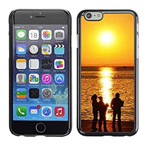 """Exotic-Star ( Sunset Beautiful Nature 118 ) Fundas Cover Cubre Hard Case Cover para 5.5"""" iPhone 6 Plus"""