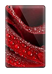 New Style Tpu Mini/mini 2 Protective Case Cover/ Ipad Case - Pretty Red Petals