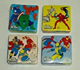 4 Different Marvel Heroes Magic Pop Up Towel Wash
