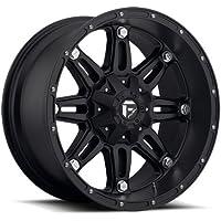 Fuel Offroad Wheels D531 17x8.5 Hostage 5x5.05x5.5 BD5.25 14 87.1 Matte Black