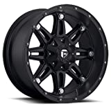 Fuel Offroad Wheels D531 17x8.5 Hostage 6x1356x5.5 BD5.25 14 106.4 Matte Black