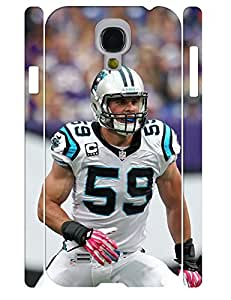 Individualized Vogue Sports Man 3D Print Hard Samsung Galaxy S4 I9500 Cover Case