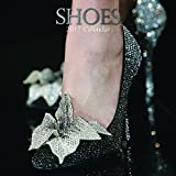 """Fashion Pumps, High Heels, Shoes 2017 Monthly Wall Calendar, 12"""" x 12"""""""