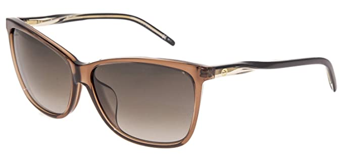 312682282eb Amazon.com  Gucci Women s Special Fit Pointed Sunglasses