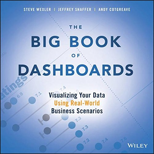 The Big Book of Dashboards: Visualizing Your Data Using Real-World Business Scenarios cover
