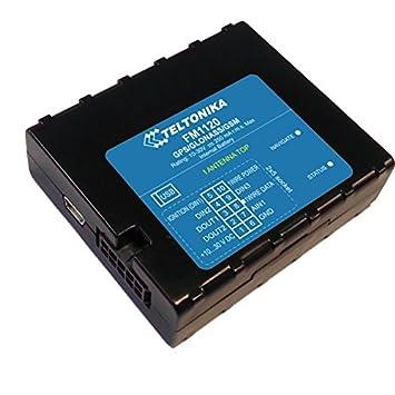 Localizador GPS con antenas internas y batería de respaldo FM1120: Amazon.es: Electrónica