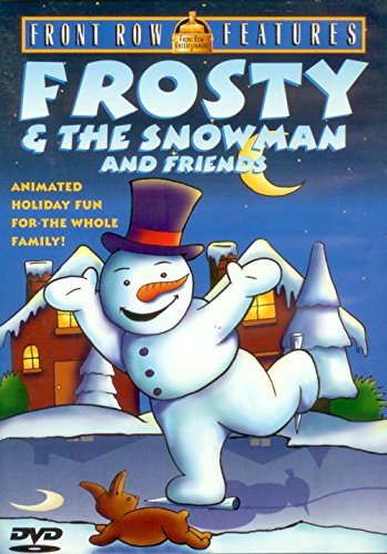 Frosty Snowman & Friends - Snowman Frosty Friends