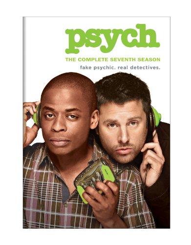 DVD : Psych: Season 7