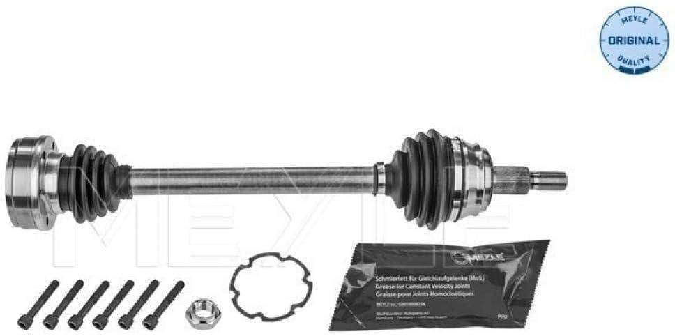 Antriebswelle MEYLE-ORIGINAL Quality Meyle Vorne links 100 498 0652 Welle Radantrieb