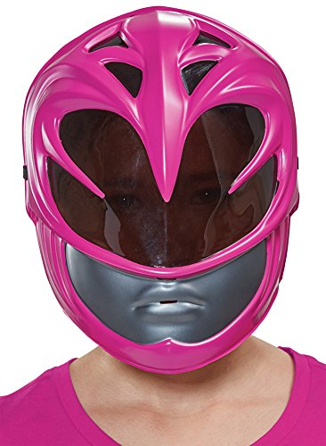 BESTPR1CE Halloween Mask- Pink Ranger 2017 Vac Mask Child -Scary Mask -