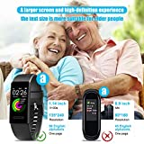 2021 Version Fitness Tracker with Body Temperature