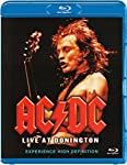 Cover Image for 'AC/DC: Live At Donington'