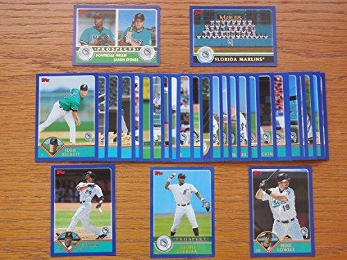 2003 Topps Team Set - 9