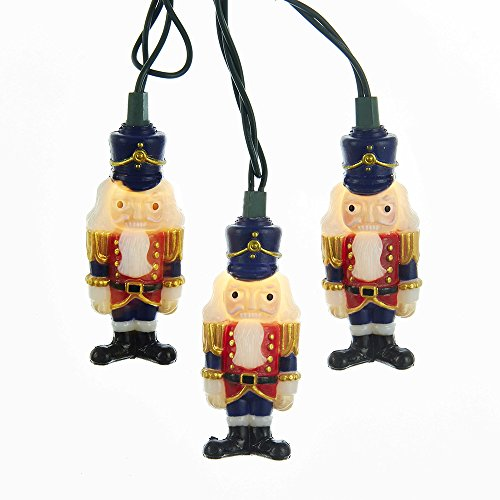 Kurt Adler UL 10 Nutcracker Light Set
