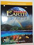 Modern Earth Science, Holt, Rinehart and Winston Staff, 0030643015