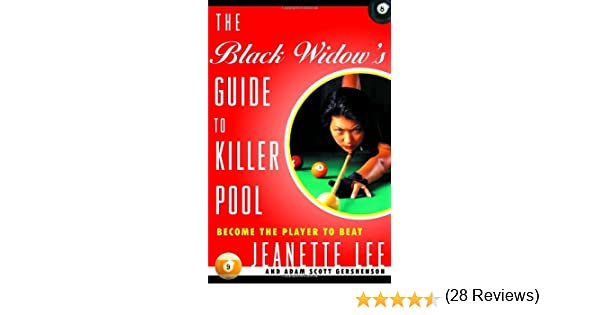 The Black Widows Guide to Killer Pool: Amazon.es: Lee, Jeanette ...