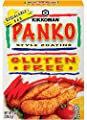 Kikkoman Panko Style Coating, Gluten-Free, 8 Ounces, 2 Pack