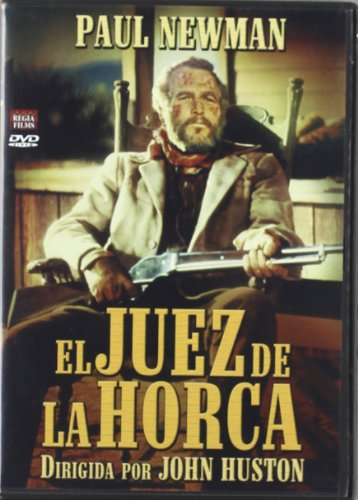 THE LIFE AND TIMES OF JUDGE ROY BEAN (El juez de la horca) All Regions - PAL - Paul Newman