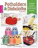 Crochet Potholders & Dishcloths (6466)