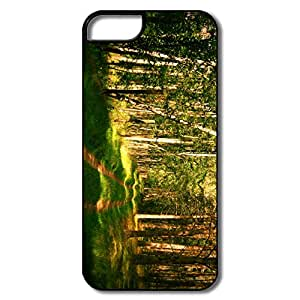 IPhone 5 Skin, Summertime Case For Apple Iphone Perfect-Fit