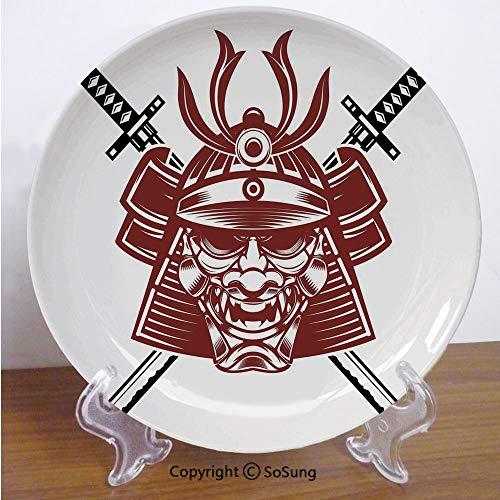 (Kabuki Mask Decoration 6