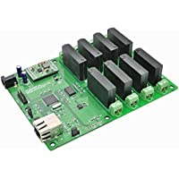 NUMATO LAB 8 Channel Ethernet Solid State Relay Module- (AC Relay)