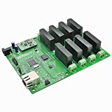 8 Channel Ethernet Solid State Relay Module- (DC Relay)