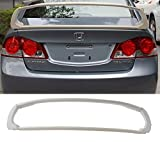 Racingbees Honda Civic / Acura CSX Mugen RR Style Trunk Spoiler ABS Unpainted 2006 2007 2008 2009 2010 2011