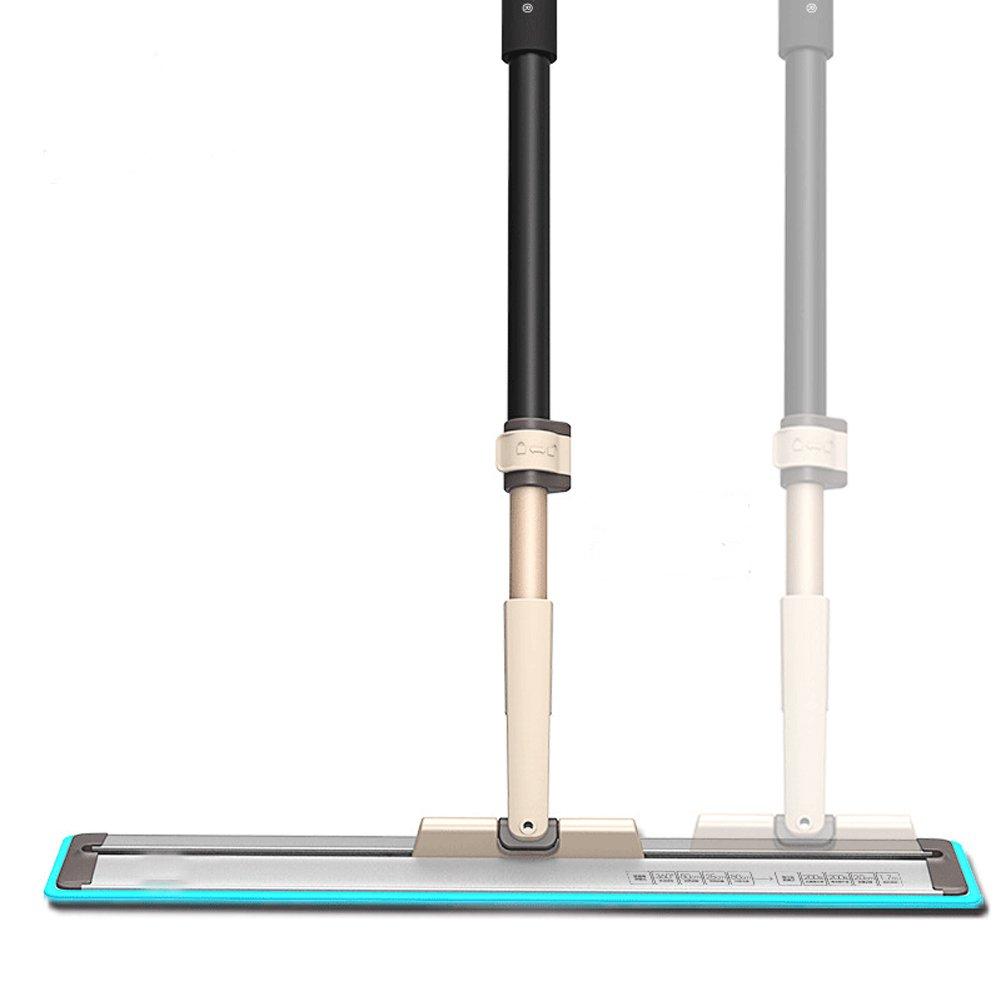 BJM 360 Rotating mop Star Mop Wet/Dry Microfiber Cleaning Kit (130*50CM) (E-Y500) +1 FREE Microfiber