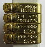 Pinnon Hatch Farms Jiffy Wing Bands Custom