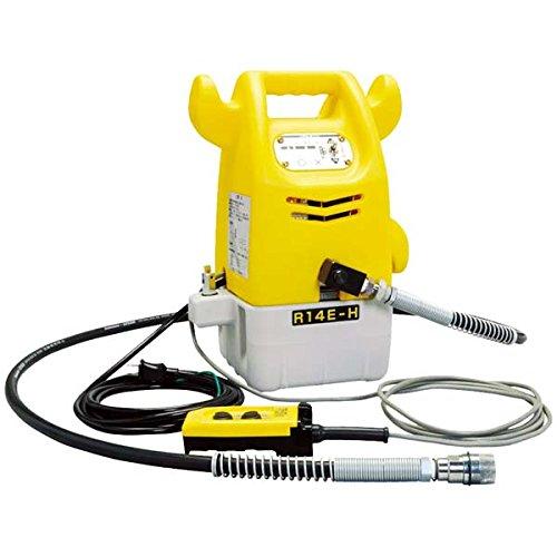 泉精器製作所:油圧ポンプ リモコン式(2Mホース付) R14E-H B01KO1Y8OI