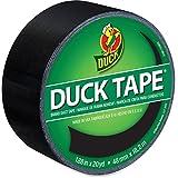 Shurtech Brands, LLC 1265013RL Duck Tape, 1.88'' x20 Yards, Black