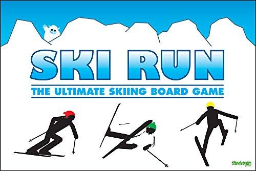 (SKI RUN - The Ultimate Skiing Family Board Game)