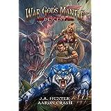 War God's Mantle: Descent: A litRPG Harem Adventure (The War God Saga Book 2)