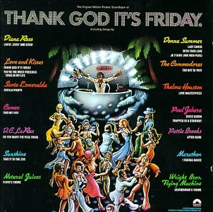 Various Artists Thank God Its Friday Amazoncom Music