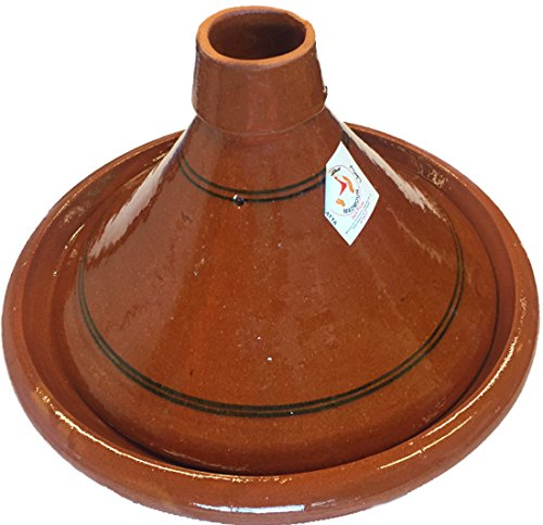 Moroccan large Cooking Tagine Ø 35cm, Lead-Free marocstore