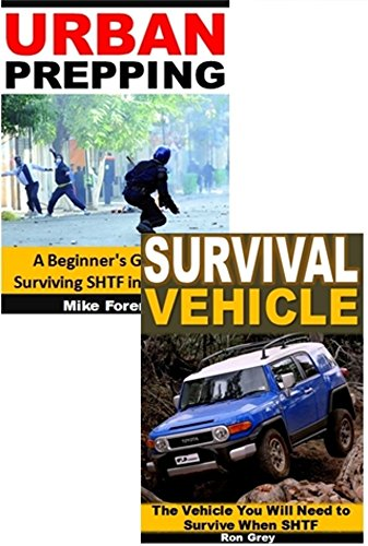 Urban Prepping 2-Box Set: Urban Prepping, Survival Vehicle
