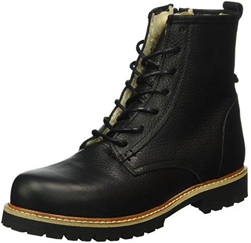 Nero Nero rack Donna Shoe Walker Black Black Black Stivaletti Fur dXCdzwq